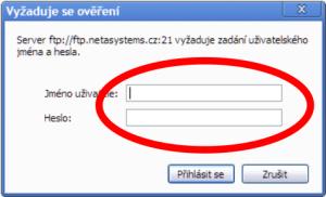 Vyžaduje se ověření - Google Chrome